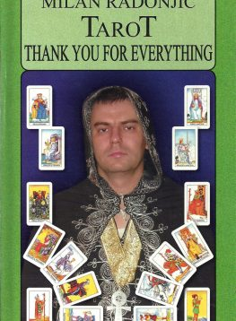 Knjiga: Tarot, thank you for everything