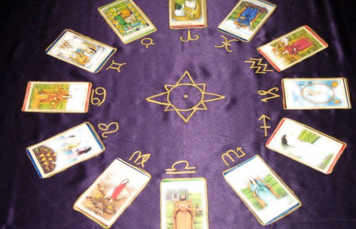 Kurs: Astro Tarot