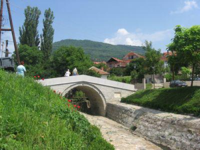 Most u Vranju leči ljubavne jade
