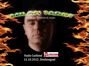 Čarobnjak petkom na Radio Caribrod