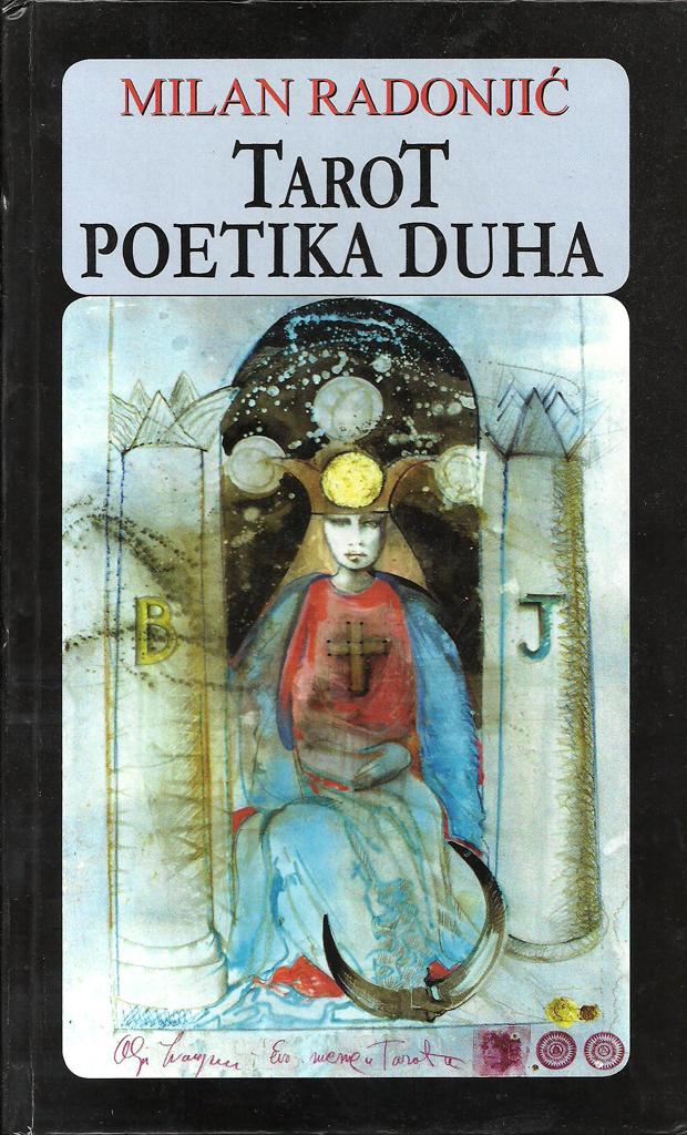 Knjiga: Tarot Poetika Duha
