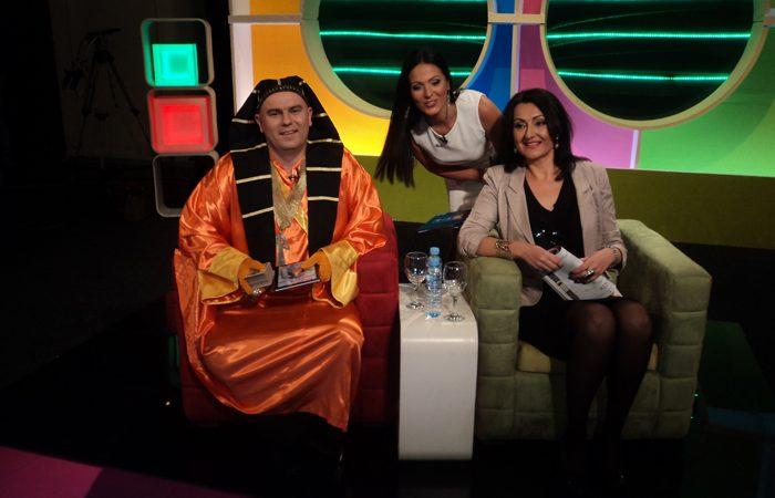 Milan na TV BN i TV Kopernikus