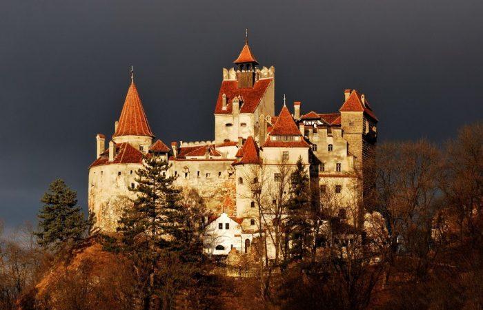 Zamak grofa Drakule u Romuniji