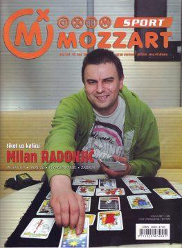 Milan Mozzart Naslovna